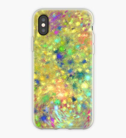 Spring #fractal art iPhone Case