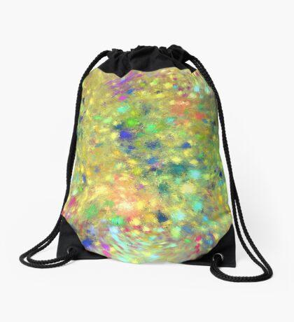 Spring #fractal art Drawstring Bag