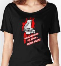 ECW Swanson Ritner Street Women's Relaxed Fit T-Shirt