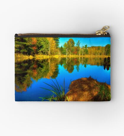Looking Across The Pond Studio Pouch