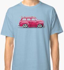 Cartoon retro van Classic T-Shirt