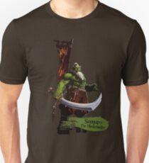 The Blademaster Unisex T-Shirt