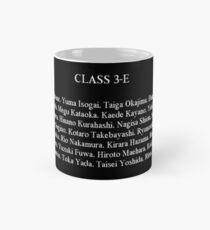 Class 3-E - Assassination Classroom Mug