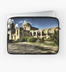 Mission San José y San Miguel de Aguayo Laptop Sleeve