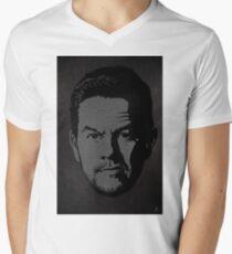 The gRey Series - W Men's V-Neck T-Shirt