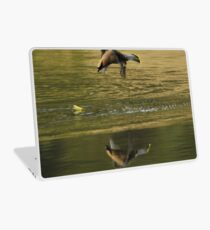 Waxwing Helicopter Laptop Skin