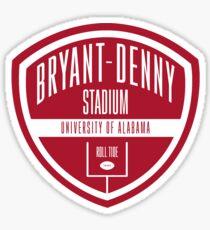 Bryant-Denny Stadium (University of Alabama) Sticker