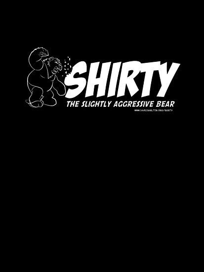 Shirty by Dave Charlton