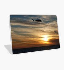 Sunset Flight Laptop Skin
