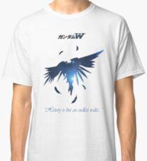 Gundam Wing - Zero Wing Classic T-Shirt