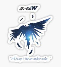 Gundam Wing - Zero Wing Sticker
