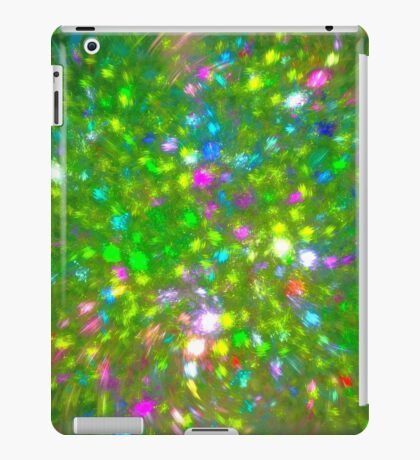 Summer #fractal art iPad Case/Skin