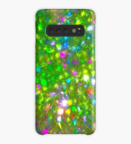 Summer #fractal art Case/Skin for Samsung Galaxy