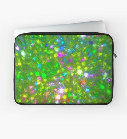 Summer #fractal art Laptop Sleeve