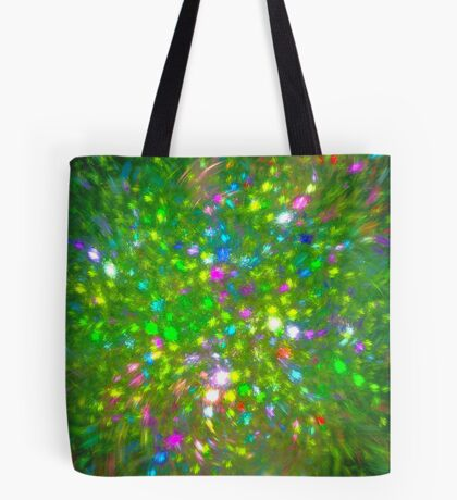 Summer #fractal art Tote Bag