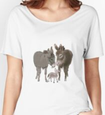 Donkeys Women's Relaxed Fit T-Shirt