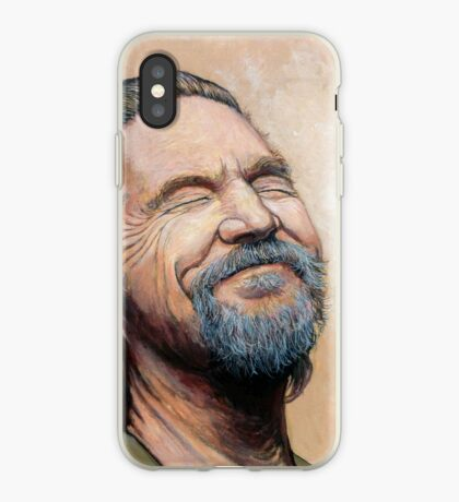 The Dude Now & Zen iPhone Case
