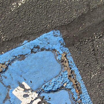 Blue Asphalt 13B by BurningCity