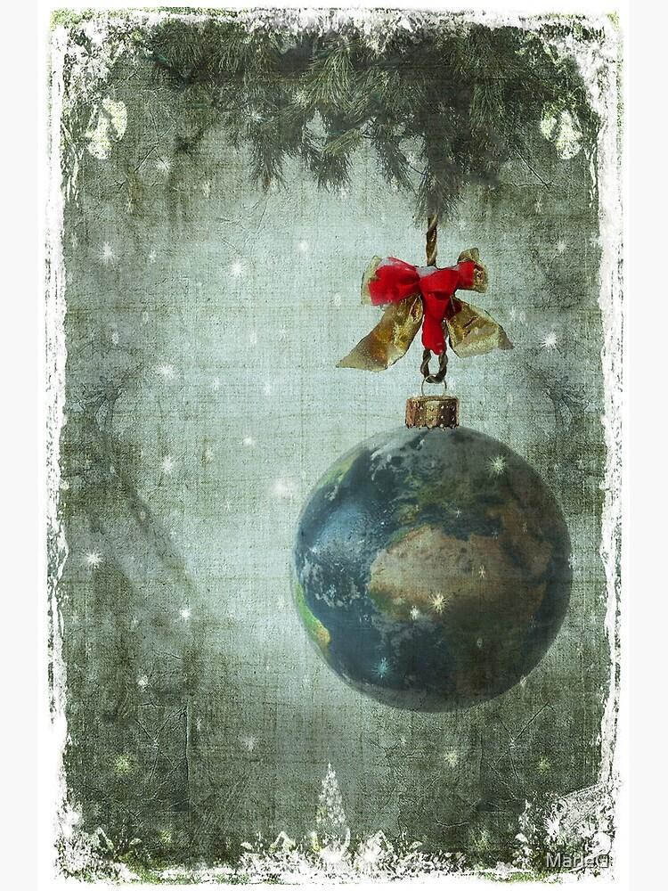 Peace on earth... by MarieG