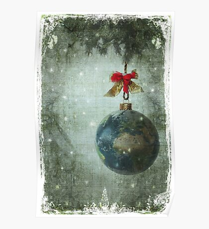 Peace on earth... Poster