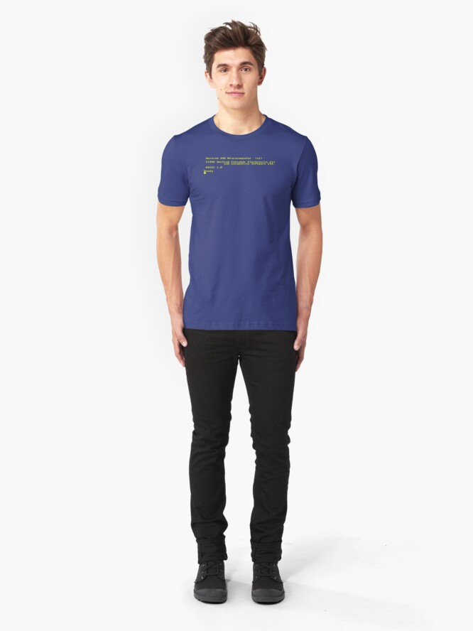 Alternate view of NDVH CPC 464 Slim Fit T-Shirt