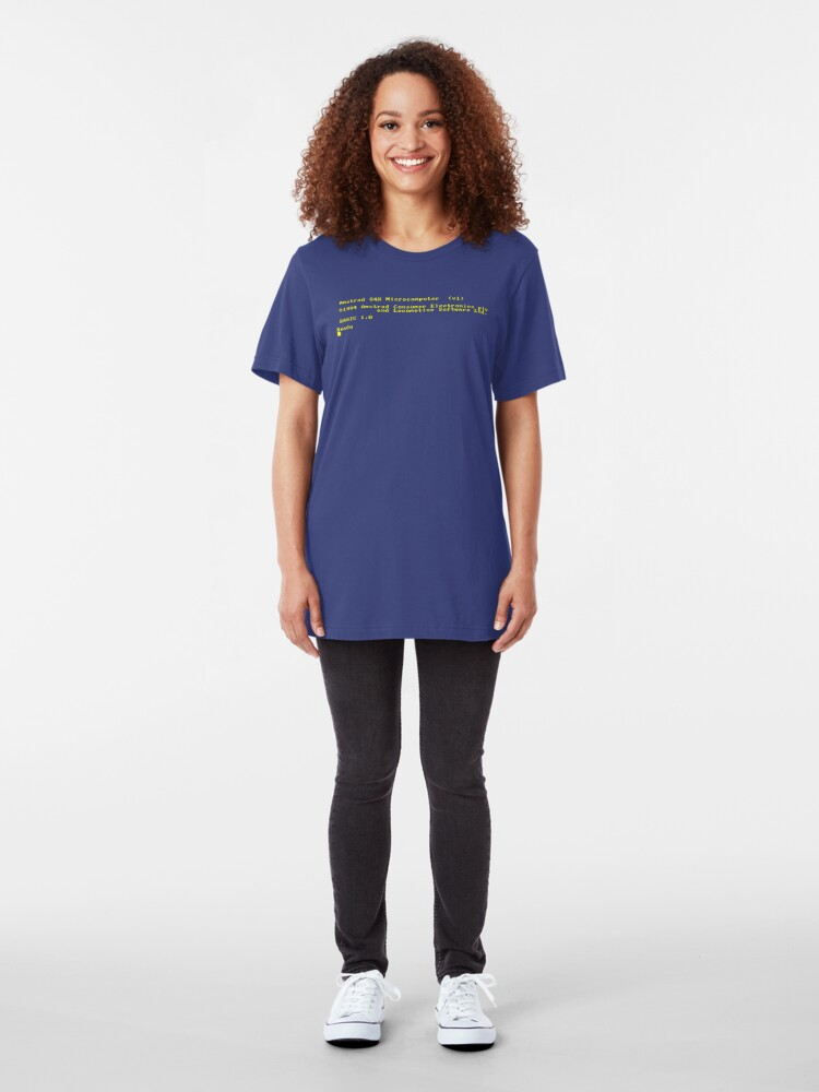 Alternate view of NDVH CPC 464 Slim Fit T-Shirt