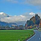 Drautal - Austria by Arie Koene