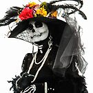 Dia de Los Muertos Elegante  by Heather Friedman