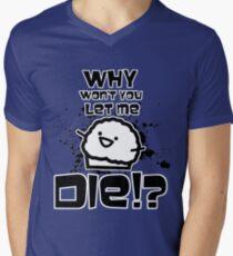 Death Muffin :D Men's V-Neck T-Shirt