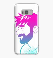 ADAM LIKES RAINBOWS Samsung Galaxy Case/Skin