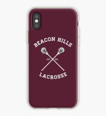 Teen Wolf Lacrosse iPhone Case