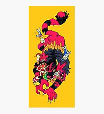 INCINEROAR Photographic Print