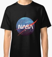 NASA Nebula Meatball Classic T-Shirt