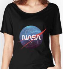NASA Nebula Meatball Women's Relaxed Fit T-Shirt