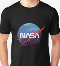 NASA Nebula Meatball Unisex T-Shirt
