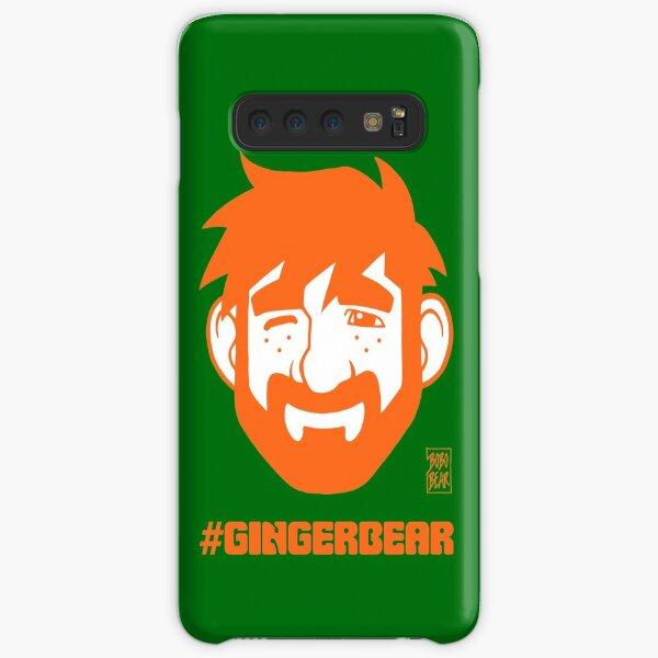 ADAM LIKES GINGER Samsung Galaxy Snap Case