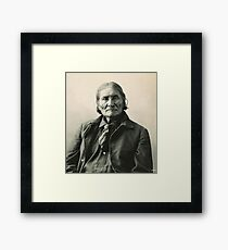 Geronimo - Apache Framed Print