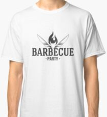 Barbecue party Classic T-Shirt