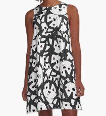 Mini Husky A-Line Dress
