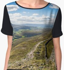 Whernside Women's Chiffon Top