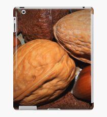 Oh nuts! iPad Case/Skin