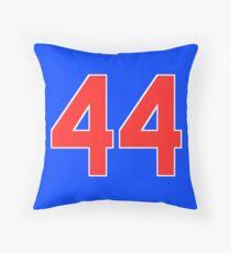#44 Throw Pillow