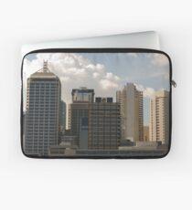 Brisbane Cityline - from Southbank Laptop Sleeve