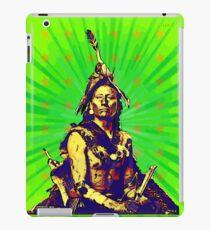 Psychedelic Rinehart Portrait iPad Case/Skin