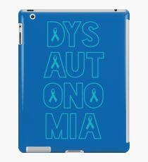 DYS AUT ONO MIA iPad Case/Skin