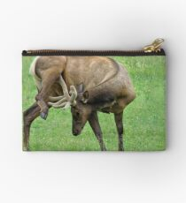Hal, Stop Scratching Yourself In Public! Studio Pouch