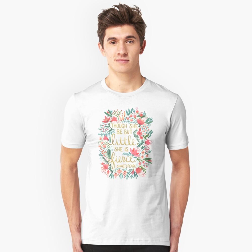 Klein und heftig Slim Fit T-Shirt