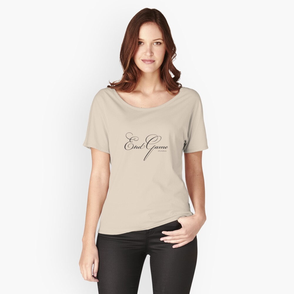 PLL EndGame Relaxed Fit T-Shirt