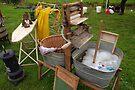 Monday we do the wash.... by John Schneider