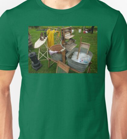 Monday we do the wash.... T-Shirt